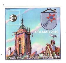 BLOC CNEP N° 55 SALON DE PRINTEMPS COLMAR  2010