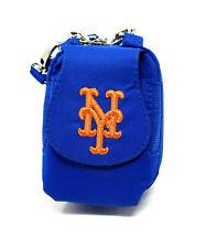 New York Mets Small Mini Purse Wristlet Cell Phone Case MLB