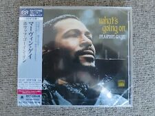 SHM SACD - Marvin Gaye - What's Going On - UIGY-9610 - New Sealed