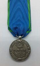 Médaille commémorative de TUNISIE modèle 1892 Refrappe de qualité
