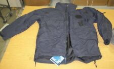 "NEW 5.11 Tactical, Size MED, Style 48001 ""3-in-1 Parka"" w/ Liner Navy LEO Jacket"