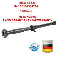 Kardanwelle Gelenkwelle BMW X3 E83 26107564736 NEW!!