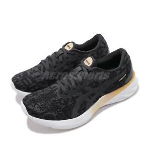 Asics Roadblast Edo Era Tribute Tokyo Black Gold Women Running Shoe 1012A936-001