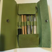 WWII Field Medic Kit  from uS Navy with Scalpel and Other Tools