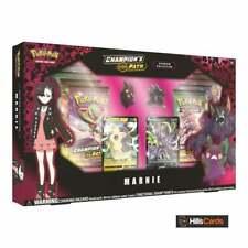 Pokemon Champion's Path Marnie Premium Box Collection | Trading Card Game TCG