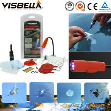 DIY Car Windshield Repair Kit For Windscreen Glass Chip Crack Bullseye Restore