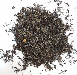 Organic Green Tea with Earl Grey 250 Gr  Loose leaf top quality