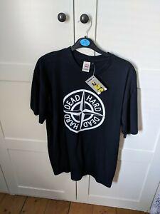 Casual Connoisseur Dead Hard T Shirt BNWT