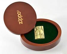 Zippo Golden Stocking Girl im Luxusgeschenkset