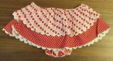 New without tags Girls Oobi Skirt with attached nappy cover Size 6/12 months