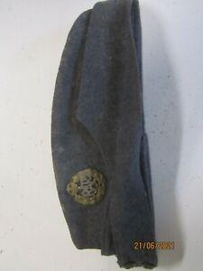 RAF cap with badge