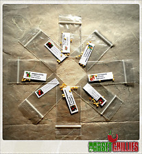 Chilli Seeds - Gourmet Collection 8 Varieties - Thai, Tabasco, Jalapeno, Cayenne
