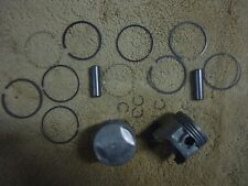Yamaha XS360 Piston 2nd O/S 0.50mm 18 Piece Complete 1976-1977 New