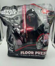 Star Wars FloorPuzzle 46bpcs 24x36in 18471-Disney-3ft Puzzle Also-Force Awakens