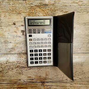 Rare Vintage Casio fx-3600P Electronic Scientific Programmable Calculator