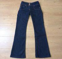next Life & Shape Ladies Bootcut Blue Jeans Size 10R