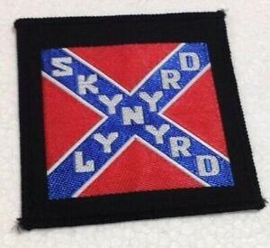 Lynyrd Skynyrd vintage 1970s SEW-ON PATCH - LETTERS version