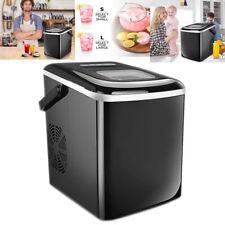 Portable Small Ice Maker Nugget Pellet Countertop Machine Frigidaire Black