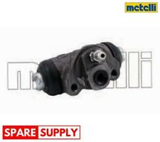 WHEEL BRAKE CYLINDER FOR AUTOBIANCHI FIAT FSO METELLI 04-0072