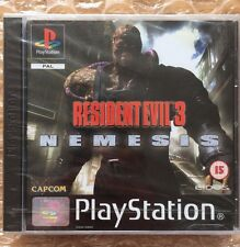 BRAND NEW FACTORY SEALED RESIDENT EVIL 3 FOR SONY PLAYSTATION ONE PS1 PSX