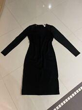 Designer H&M Kleid Spitze Abendkleid Spitzenkleid 38 40 M L Rock Schwarz Sexy