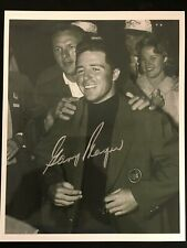 Gary Player Autographed 8x10 Photo PGA Signed CERTIFIED