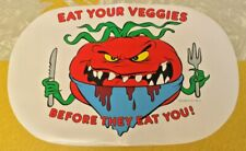 Vintage 1991 ATTACK of the KILLER TOMATOES Placemat VeRy RaRe HTF New VINTAGE