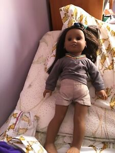 Preowned truly me American girl doll #47 excellent condition smoke free cat frie