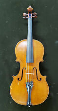 Violin by Charles Adin, Manchester, 1886