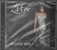 LaFee  CD Jetzt Erst Recht Sigillato 5099950114023