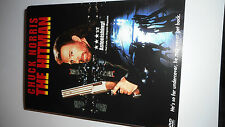 THE HITMAN DVD ,CHUCK NORRIS