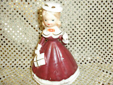 AN ENTERPRISE EXCLUSIVE TORONTO CANADA YOUNG GIRL IN BURGUNDY DRESS