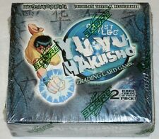 Yu Yu Hakusho Ghost Files TCG 24 pack Booster Box - New & Sealed