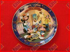 "Mickey and Minnie: Through the Years ""Mickey's Birthday Party"" Bradford - NIB"