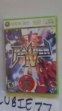 Raiden IV 4 Limited Edition (Microsoft Xbox 360, 2009) NEW w/ Soundtrack US