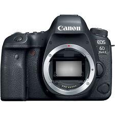 Sale 6dm2 / 6d m2 Canon Eos 6D Mark II Dslr Camera 1897C002 Spring Deals