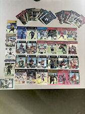 2016 Donruss Optic Football Rated Rookie (42) Card Lot Silver Prizm, Swatch