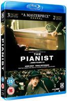 The Pianist Blu-Ray (2009) Adrien Brody, Polanski (DIR) cert 15 ***NEW***