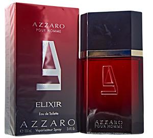 Azzaro - Pour Homme ELIXIR - Eau de Toilette pour Homme 100ml