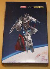 Transformers iGear PPO3J Jet Masterpiece Ramjet Conehead Decepticon Seeker