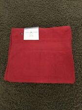 "NWT TOMMY HILFIGER SIGNATURE 30"" X 54"" BATH TOWEL TANGO RED"