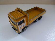 Volvo Truck Ferrymasters - 1/90 - 1984 - Matchbox - Yellow - China