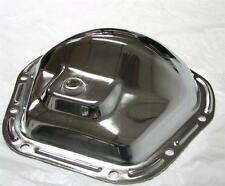 Chrome Steel Rear End Front End Dana 60 10 Bolt Differential Cover Ford Dodge