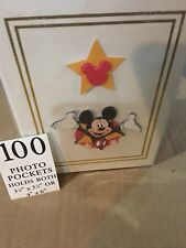 100 Picture book Bound Photo Album ( MICKEY MOUSE ) NEW
