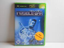Deus Ex: Invisible War für Xbox * sealed *
