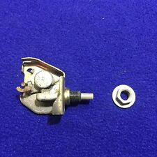 1992-1996 TOYOTA CAMRY FUEL DOOR LATCH WITH MOUNTING NUT OEM 77037-32020
