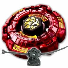 Fang Leone RED BURNING CLAW Beyblade STARTER SET w/ Launcher & Ripcord!