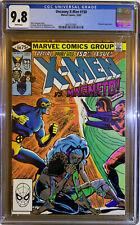 Uncanny X-Men #150 - 1981 - CGC 9.8