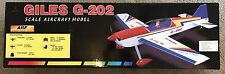 Phoenix Models Giles 202 RC AIRPLANE KIT 46 size GP ARF New old stock #PMMA0535