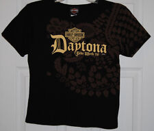 Medium Women's Harley Davidson t shirt Daytona Bike Week 2006 Bruce Rossmeyer M